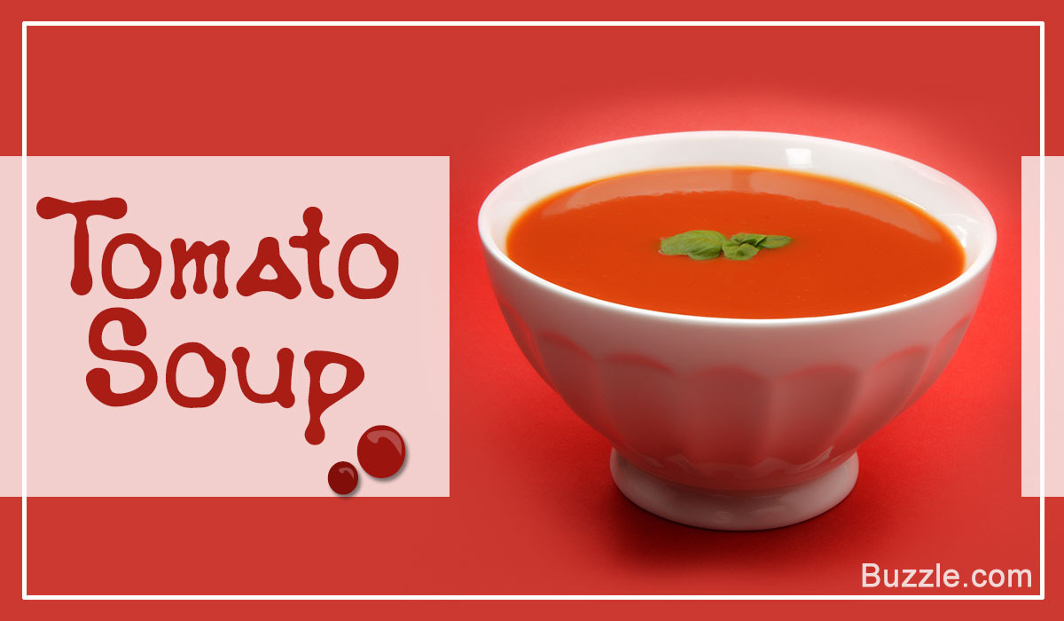 Tomato Soup From Tomato Paste  Time saving Tomato Sauce Substitutes for Last minute