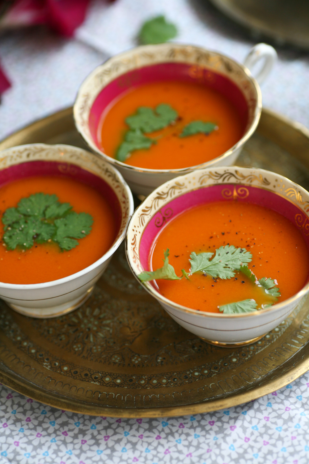 Tomato Soup Indian  Indian Rasam – Spiced Tomato Soup