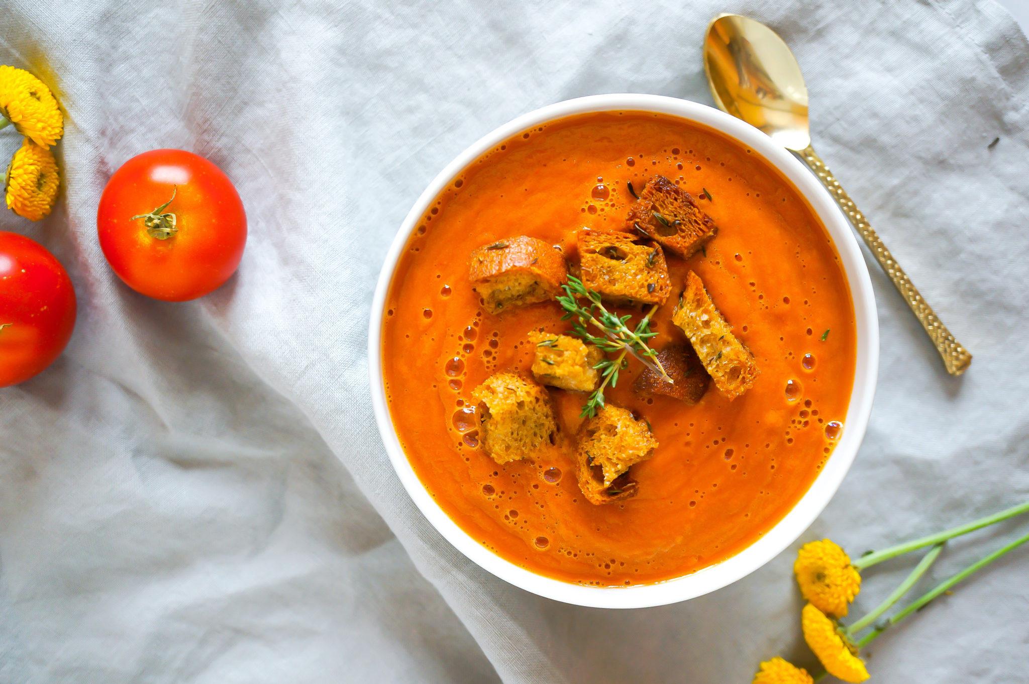 Tomato Soup Recipes  World s Best Tomato Soup Recipe Gluten Free Vegan Paleo