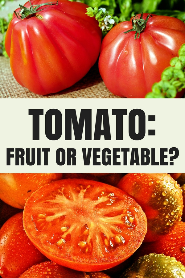 Tomato Vegetable Or Fruit  Is a Tomato a Fruit or Ve able The Free Range Life