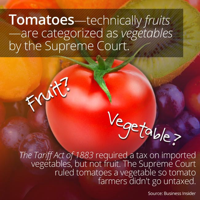 Tomato Vegetable Or Fruit  Are Tomatoes Fruits Ve ables