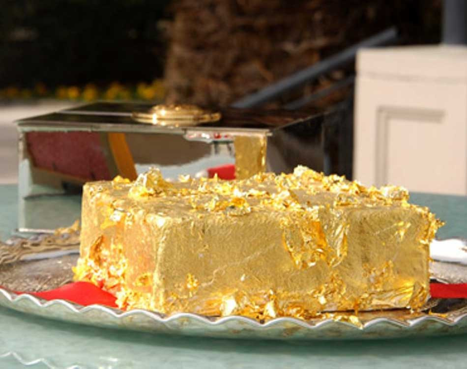 Top 10 Desserts In The World  Most Expensive Desserts List of Top Ten