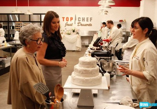 Top Chefs Just Desserts  TOP CHEF JUST DESSERTS PHOTOCAP Back To High School