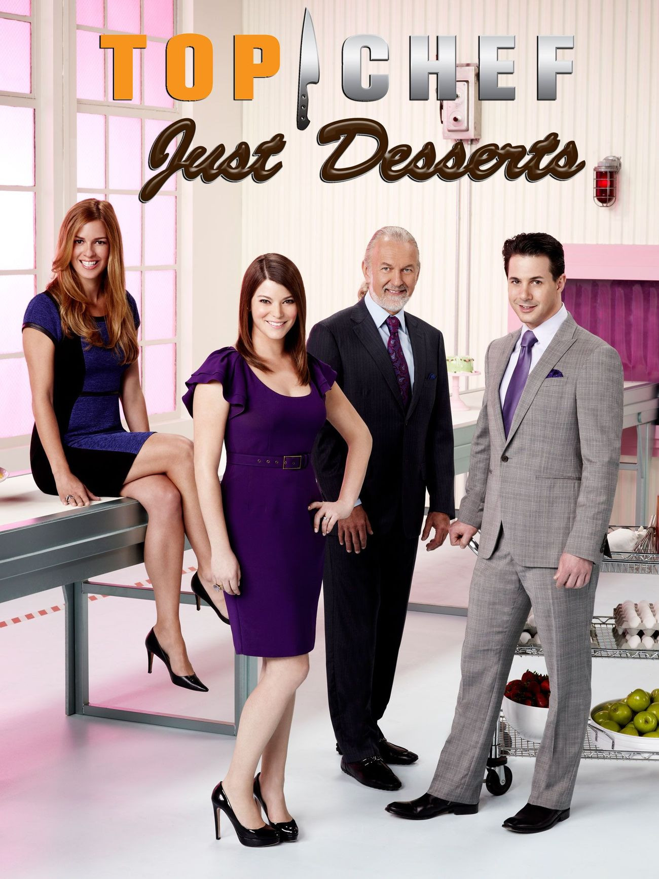 Top Chefs Just Desserts  Top Chef Just Desserts TV Show News Videos Full