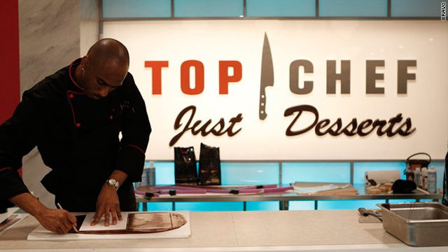 Top Chefs Just Desserts  'Top Chef Just Desserts' is back – The Marquee Blog CNN