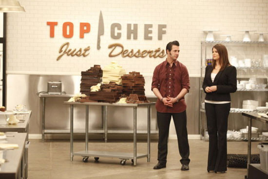Top Chefs Just Desserts  Did You Watch Top Chef Just Desserts Premiere