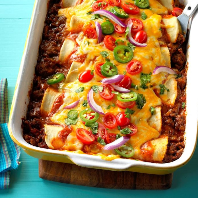 Top Ten Meals For Dinner  Top 10 Mexican Food Recipes for Dinner