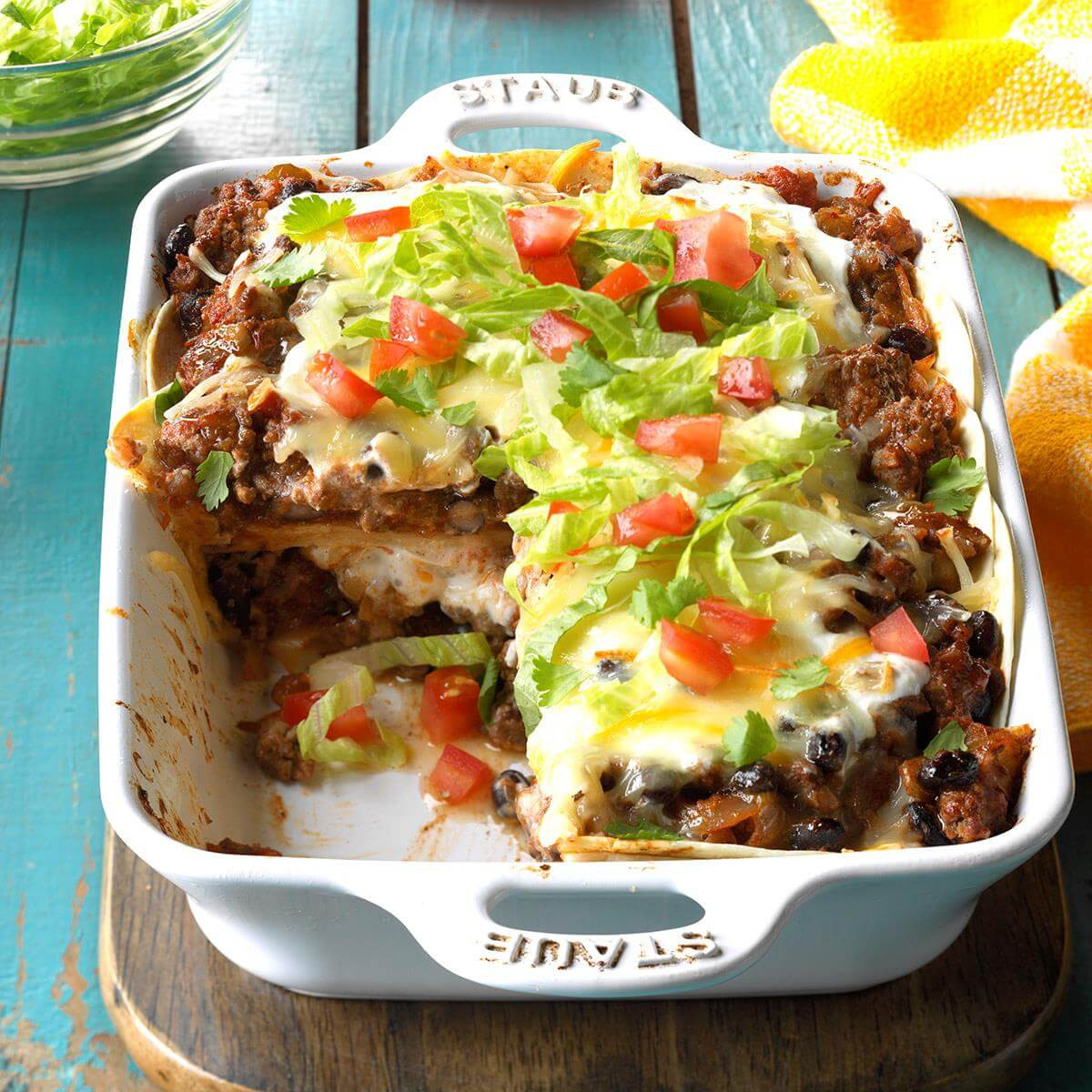 Top Ten Meals For Dinner  Top 10 Mexican Dinner Recipes