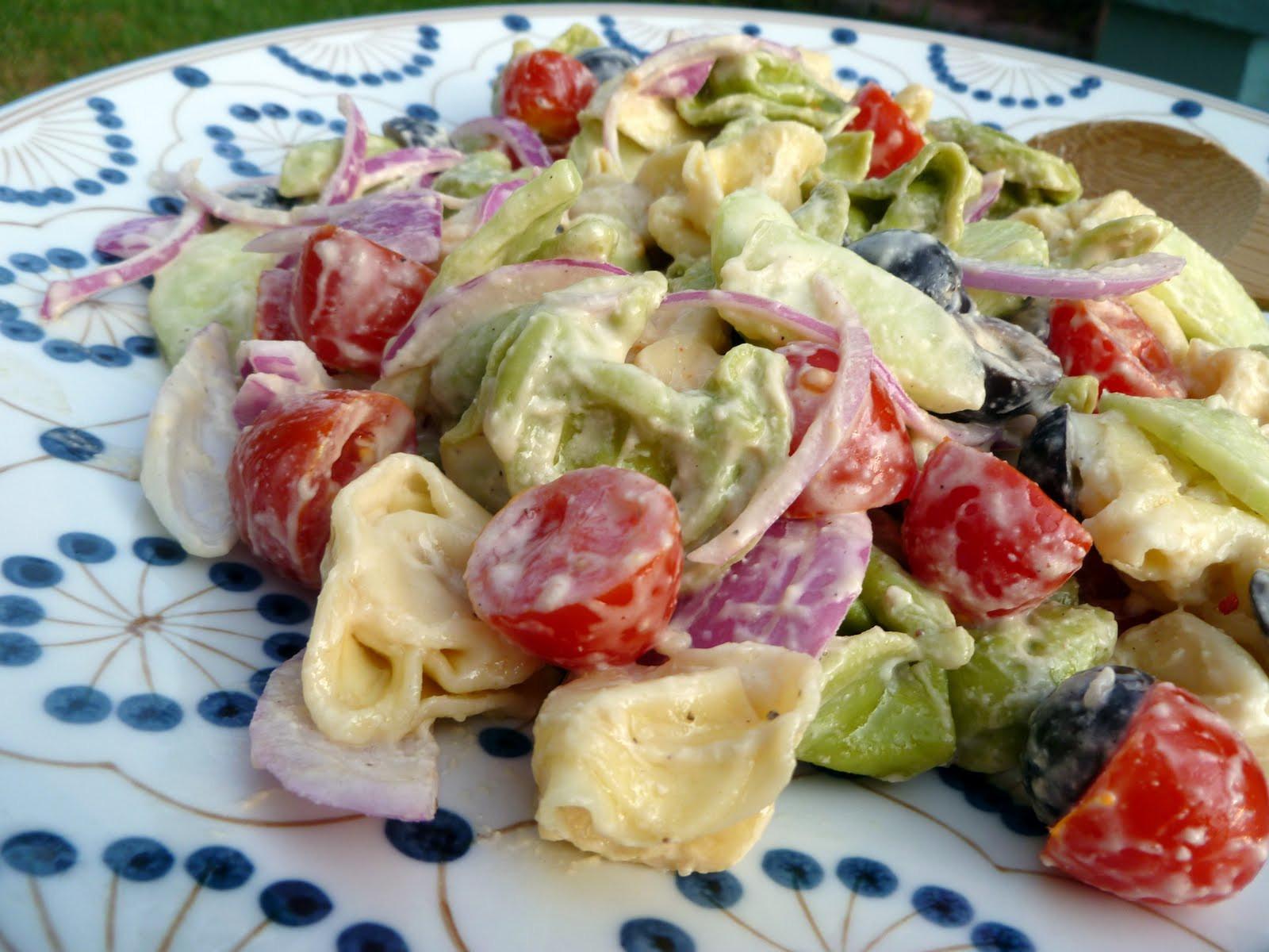 Tortellini Pasta Salad  Tortellini Pasta Salad Our Best Bites