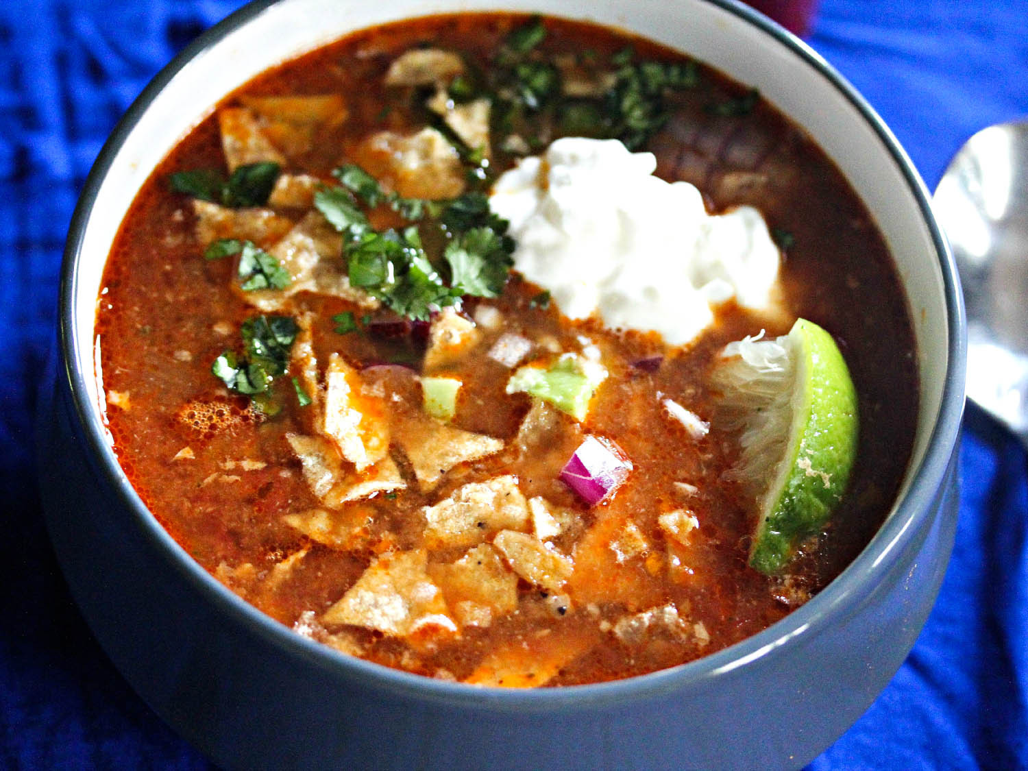 Tortilla Chicken Soup  11 Crock Pot Recipes to Serve a Crowd Chowhound