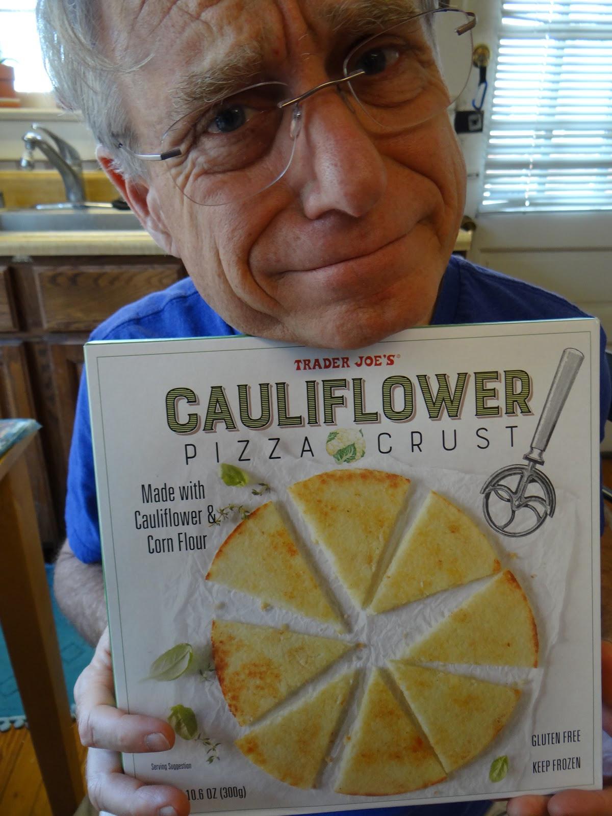 Trader Joe'S Cauliflower Pizza Crust  Trader Joe s 365 Cauliflower Pizza Crust