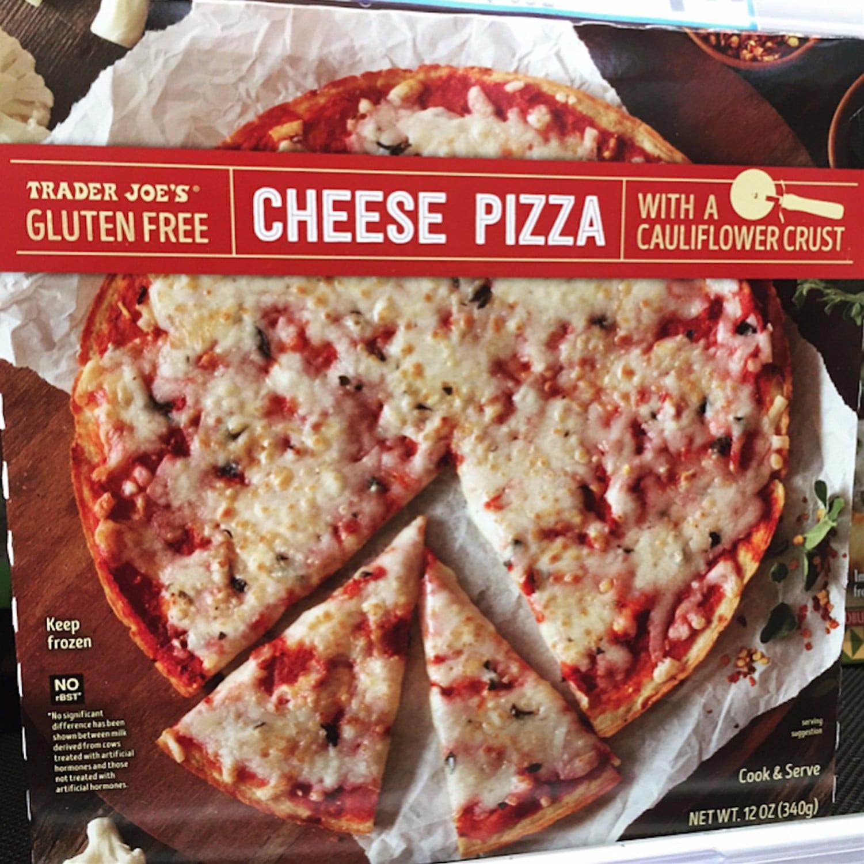 Trader Joe'S Cauliflower Pizza Crust  Joseph S Flatbread Nutrition Facts Nutrition Ftempo