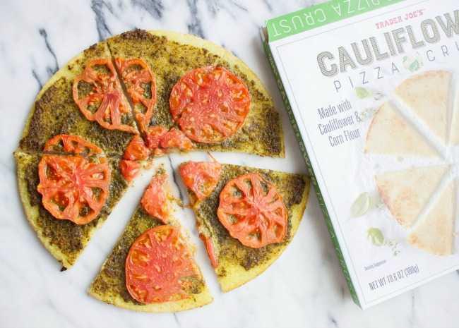 Trader Joe'S Cauliflower Pizza  Here s the Verdict on Trader Joe's New Cauliflower Pizza