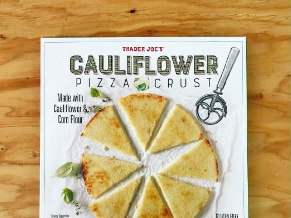 Trader Joe'S Cauliflower Pizza  Trader Joe's Cauliflower Pizza Will Delight Gluten Free
