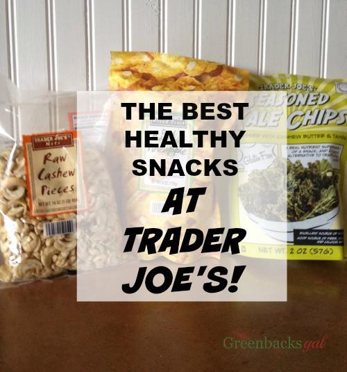 Trader Joe'S Healthy Snacks  Trader Joe s Archives Natural Green Mom