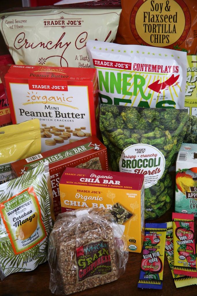 Trader Joe'S Healthy Snacks  Best Healthy Trader Joe s Snacks