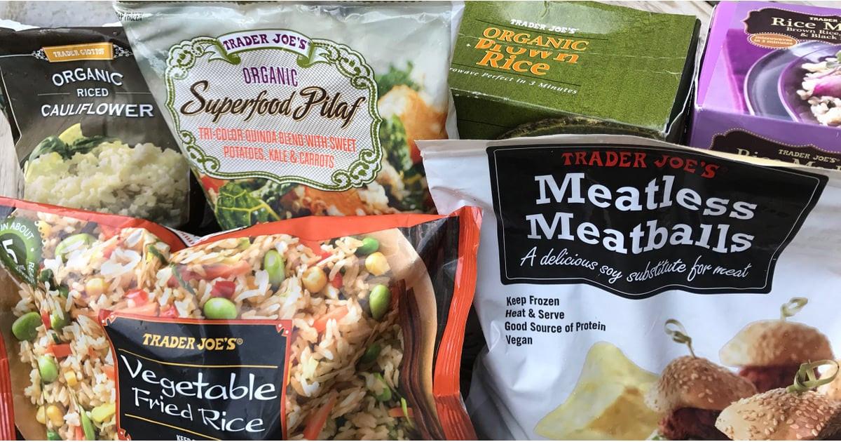 Trader Joe'S Healthy Snacks  Best Trader Joe s Frozen Healthy Foods