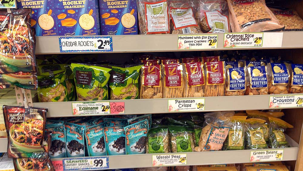 Trader Joe'S Healthy Snacks  Healthy Snack Ideas at Trader Joe s