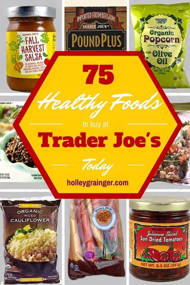 Trader Joe'S Healthy Snacks  Healthy Foods to Buy at Trader Joe s