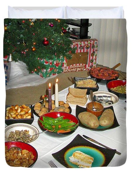 Traditional American Christmas Dinner  Traditional Lithuanian Christmas Eve Dinner With American