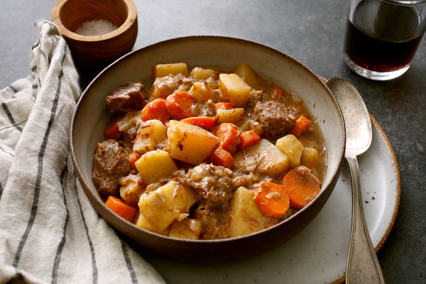 Traditional Beef Stew Recipe  Old Fashioned Beef Stew Recipe NYT Cooking