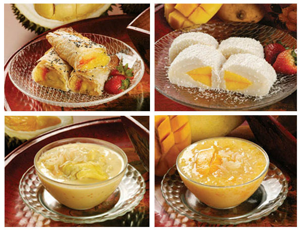 Traditional Chinese Desserts  Ji De Chi Re mended Chinese Dessert Place