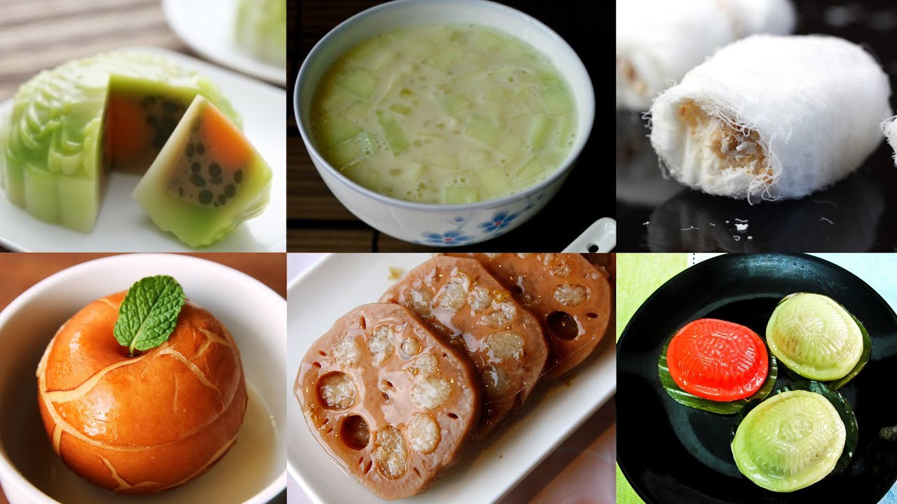 Traditional Chinese Desserts  10 Chinese Desserts You Have Probably Never Heard of