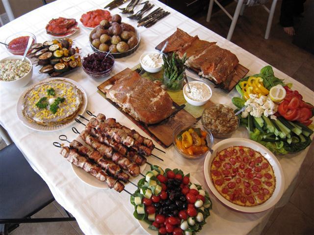 Traditional Easter Dinner Ukrainian Easter Dinner Ukrainian Easter Bread Paska