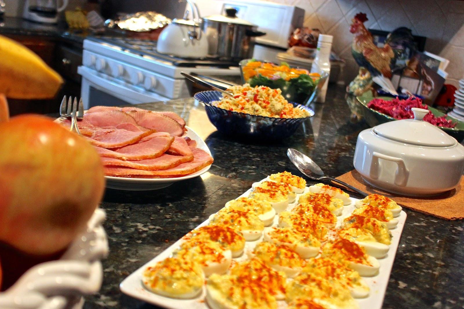 Traditional Easter Dinner Katherine Easter Sunday Recap