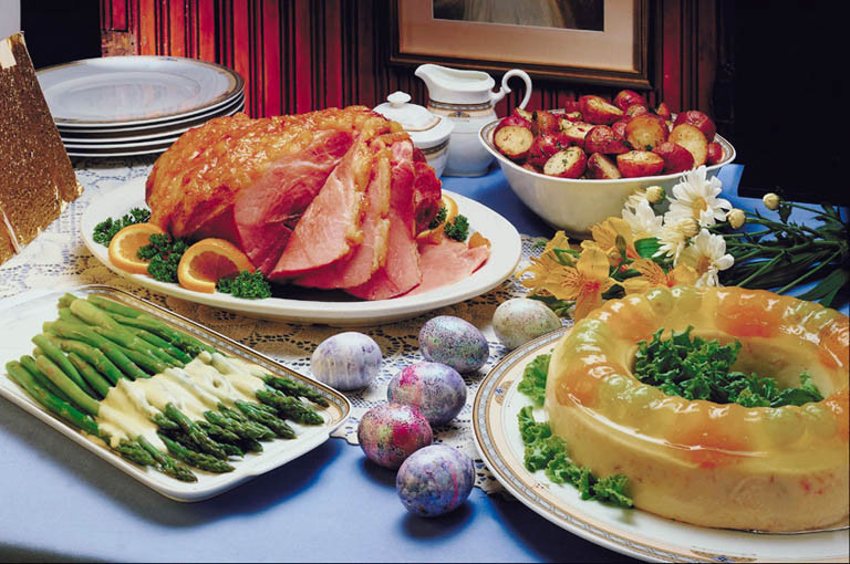 Traditional Easter Dinner Traditional Easter Foods
