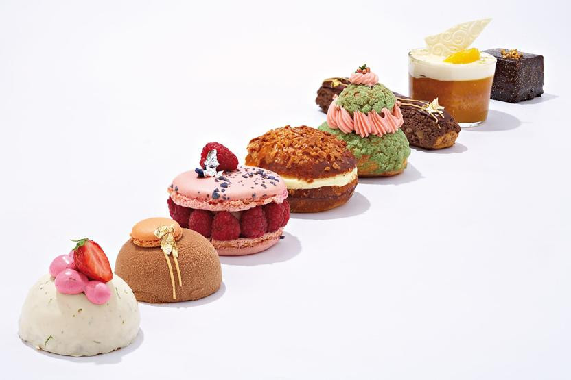 Traditional French Desserts  Traditional French Pastries Atelier Sucré