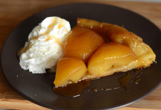 Traditional French Desserts  Apple Tarte Tatin Recipe French Desserts Made Easy