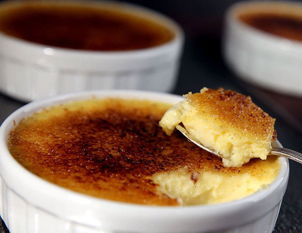 Traditional French Desserts  Creme Brulee Classic French Dessert The Good Life France