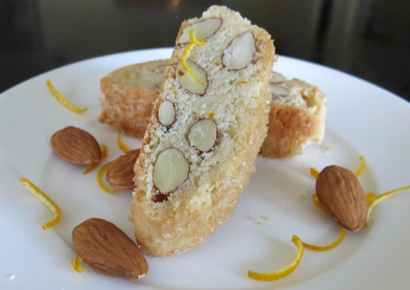 Traditional Italian Biscotti Recipe  Vittoria s Traditional Italian Biscotti with Almonds and