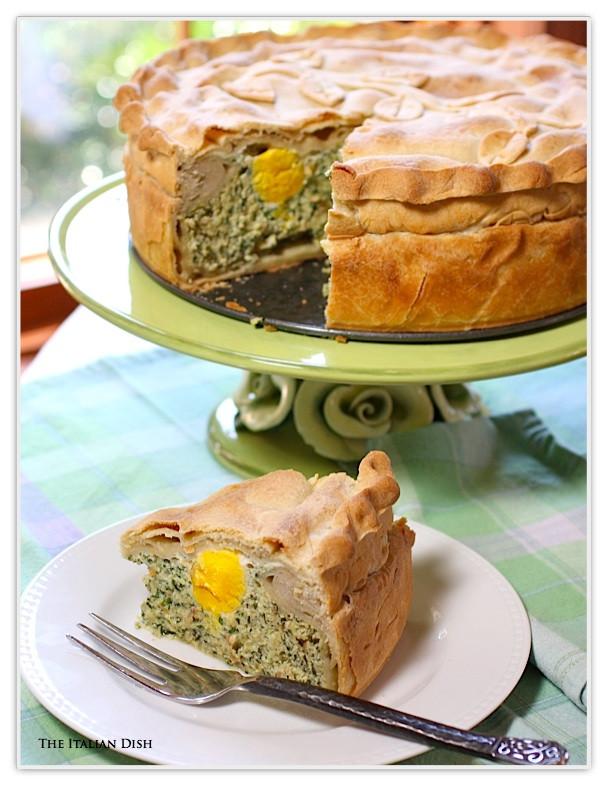 Traditional Italian Recipes  traditional italian easter pie