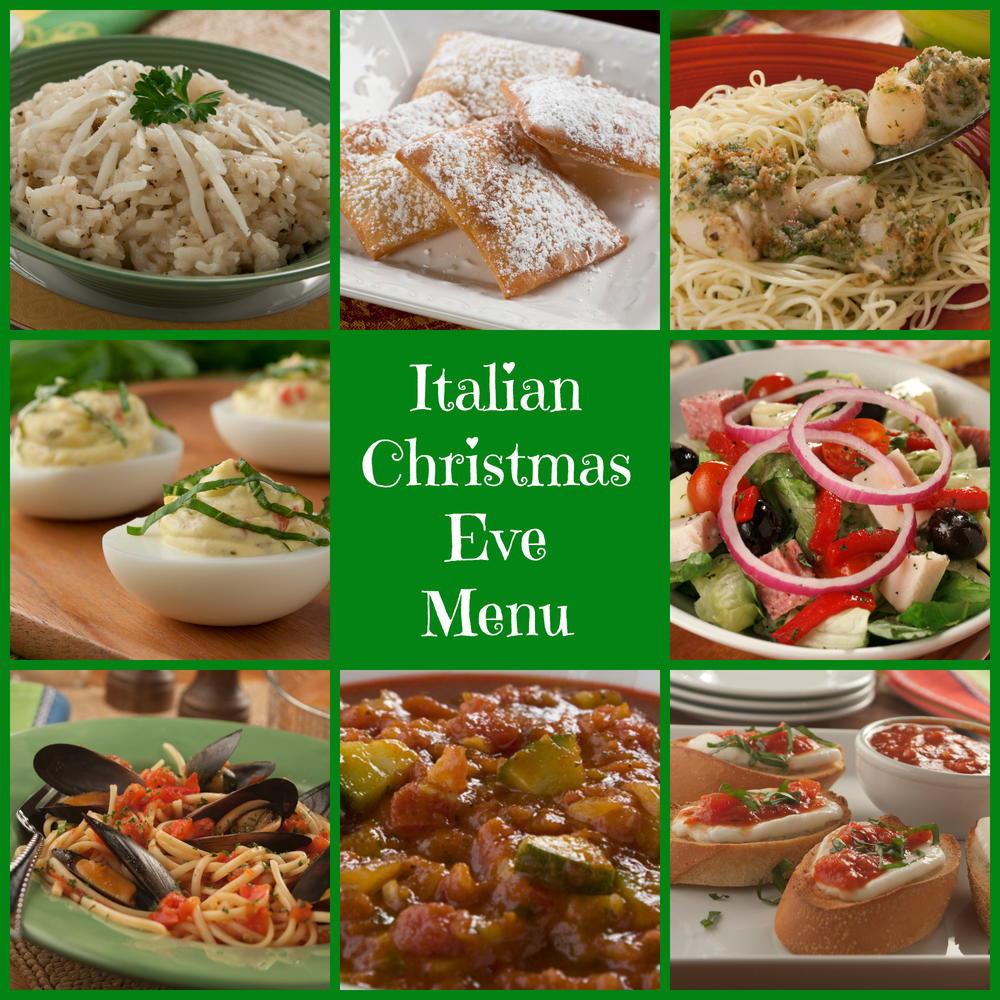 Traditional Italian Recipes  Italian Christmas Eve Menu 31 Traditional Italian Recipes