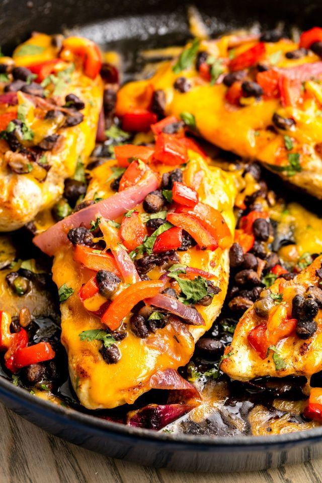 Traditional Mexican Food Recipes  The 25 best Santa fe chicken ideas on Pinterest