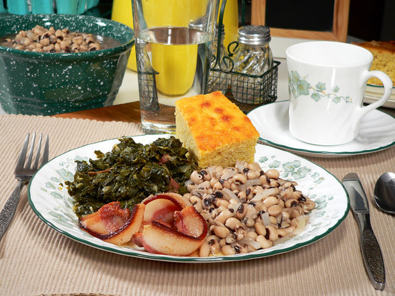 Traditional New Year'S Day Dinner  4 North Carolina Foods to Bring You Luck In The New Year