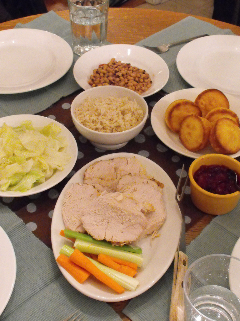 Traditional New Year'S Day Dinner  Traditional Southern New Year s Day Meal
