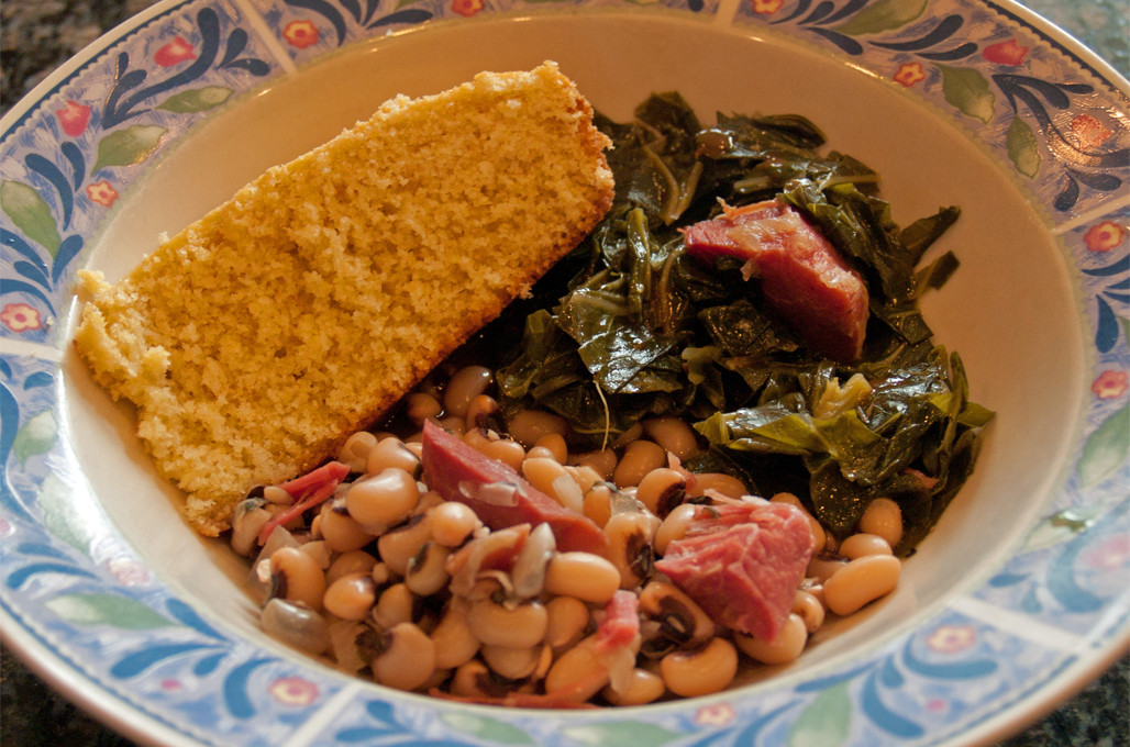 Traditional New Year'S Day Dinner  Ozark Natural Foods Traditional New Year s Day Foods