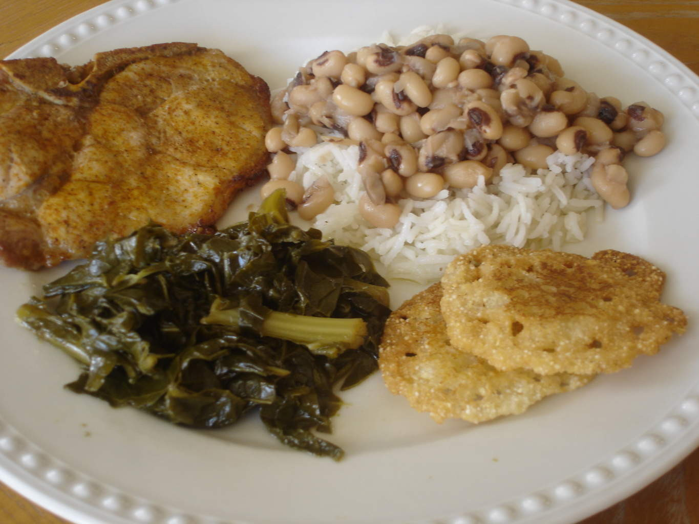 Traditional New Year'S Day Dinner  Traditional Southern New Year s Day Menu