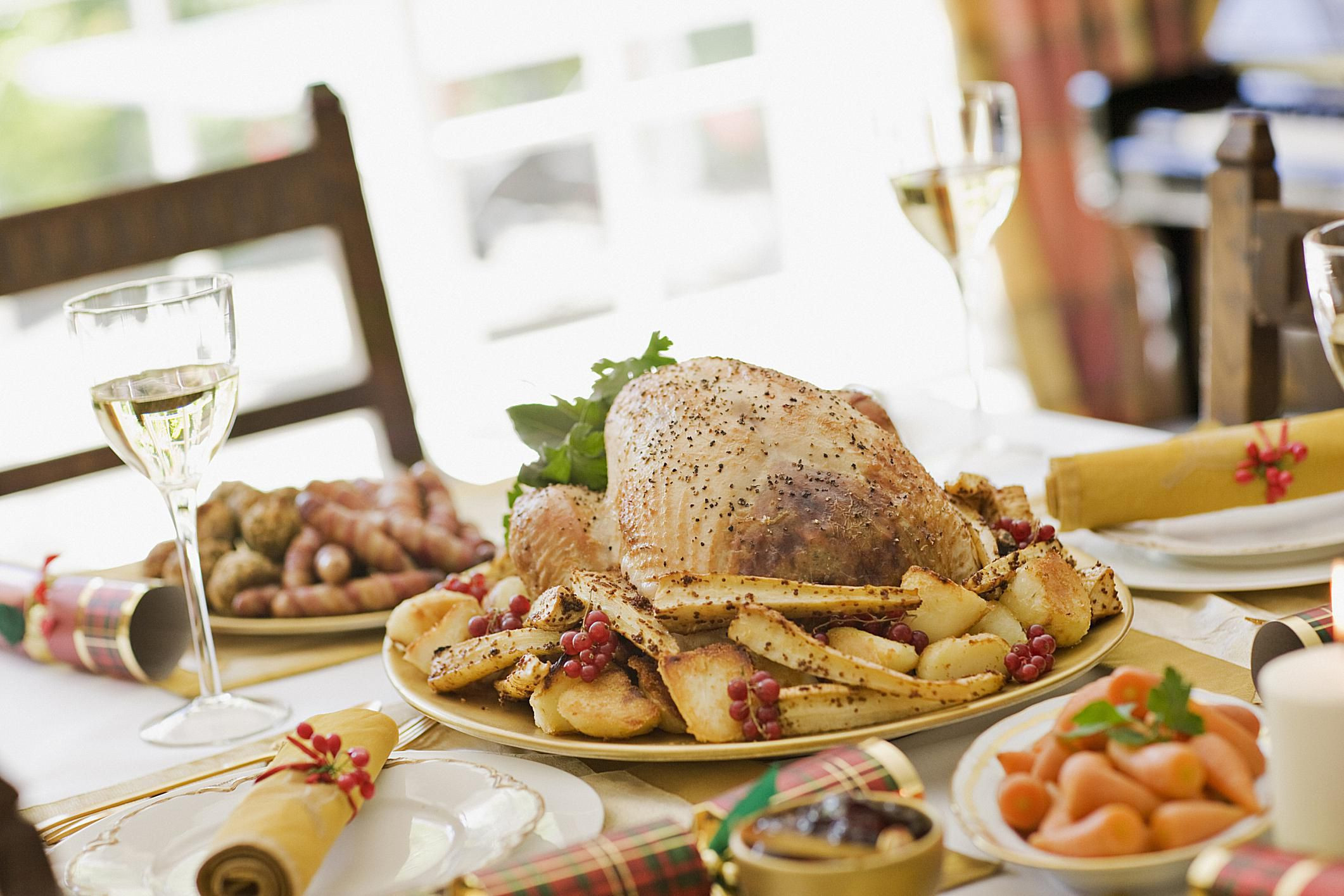 Traditional New Year'S Dinner  35 Recipes for a Traditional British Christmas Dinner