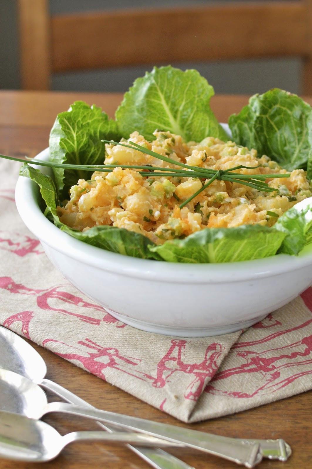 Traditional Potato Salad  Traditional Potato Salad