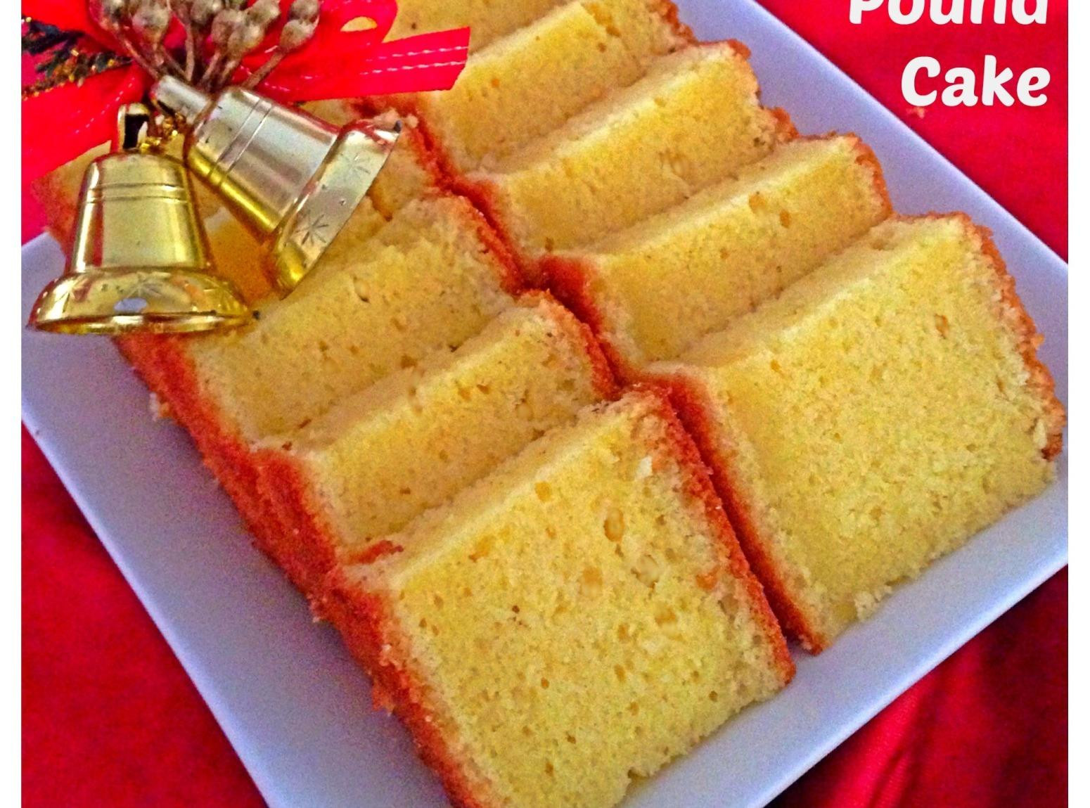 Traditional Pound Cake Recipe  Modified Version Traditional Pound Cake Recipe