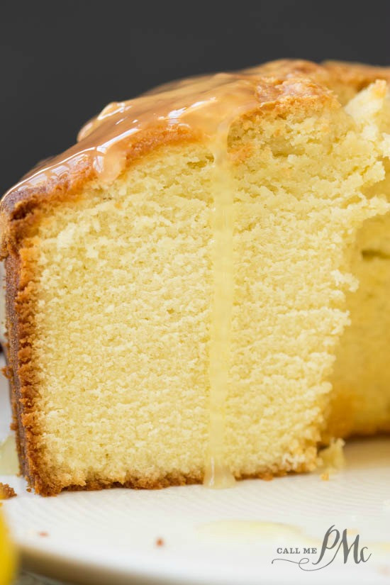 Traditional Pound Cake Recipe  Old Fashioned Blue Ribbon Pound Cake Call Me PMc