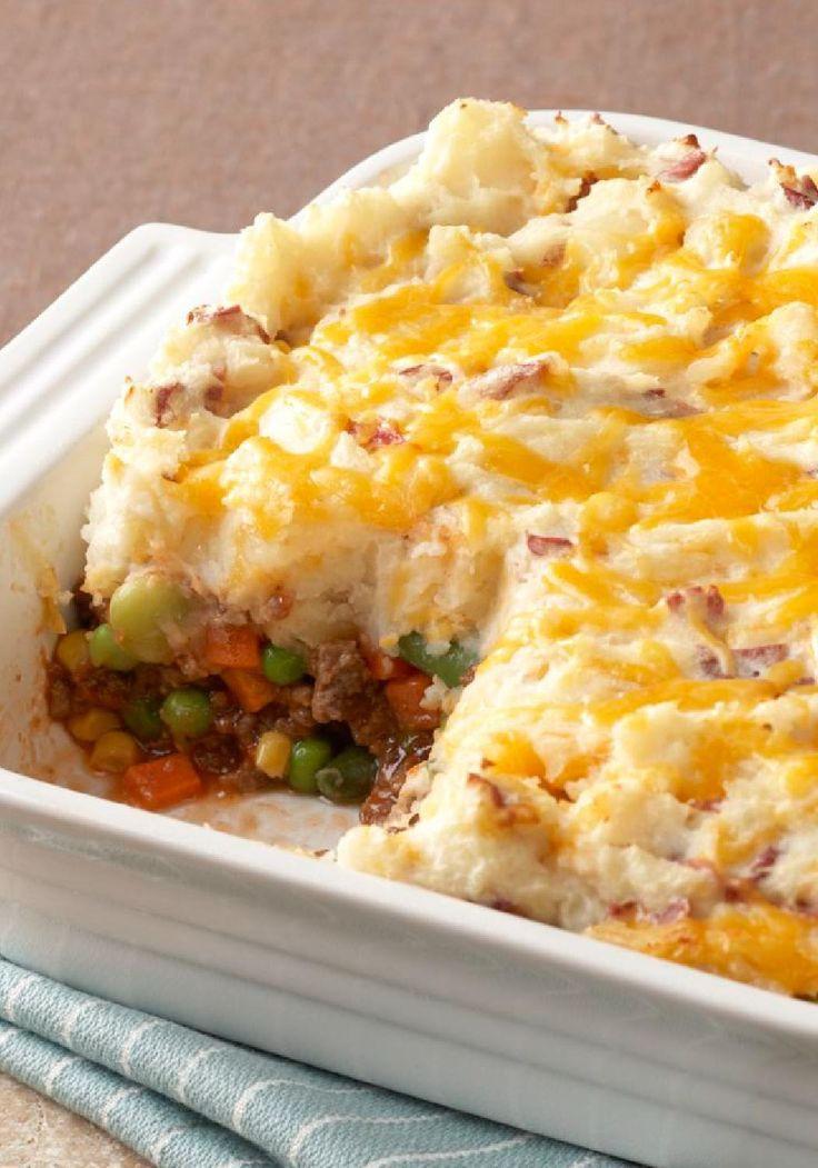 Traditional Shepherd'S Pie  Updated Shepherd's Pie – This great tasting low calorie