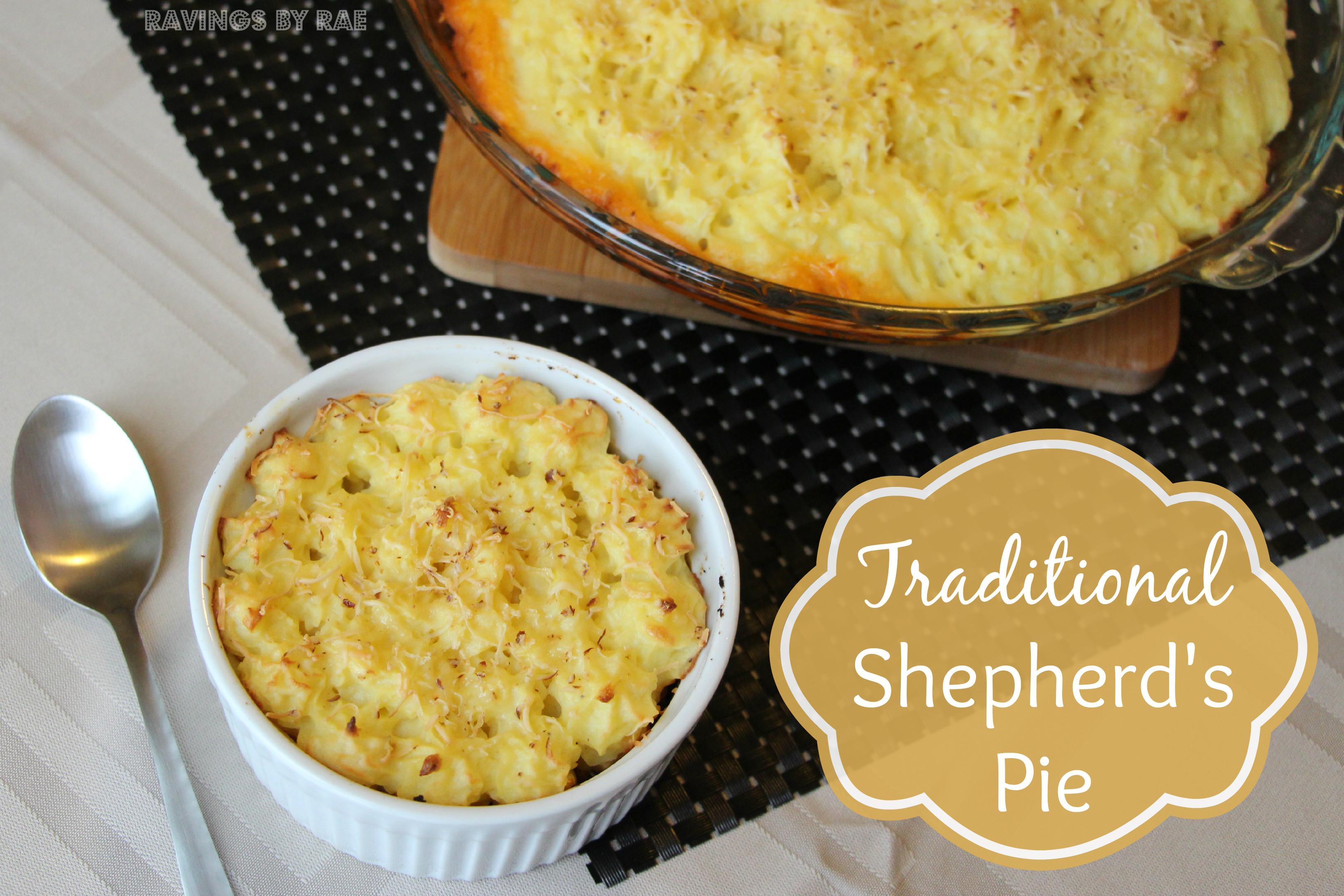 Traditional Shepherd'S Pie  Traditional Irish Meal Shepherd s Pie Sarah Rae Vargas