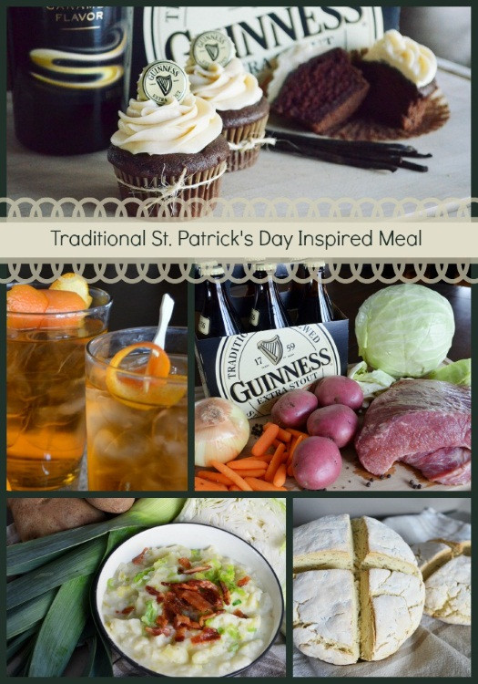 Traditional St Patrick'S Day Desserts  Traditional St Patrick s Day Food and Drink Ideas