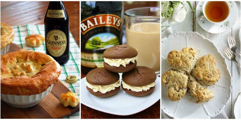 Traditional St Patrick'S Day Desserts  28 Best St Patrick s Day Food Recipes Irish Recipes for