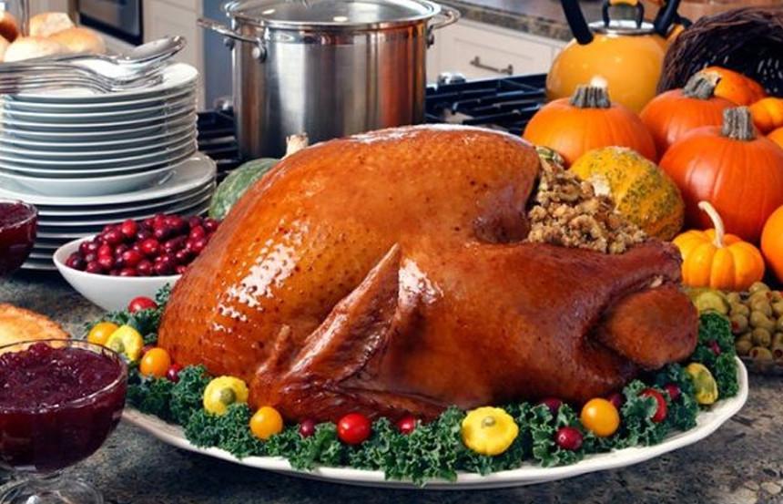Traditional Thanksgiving Dinner Menu  Traditional Thanksgiving Dinner Menu List